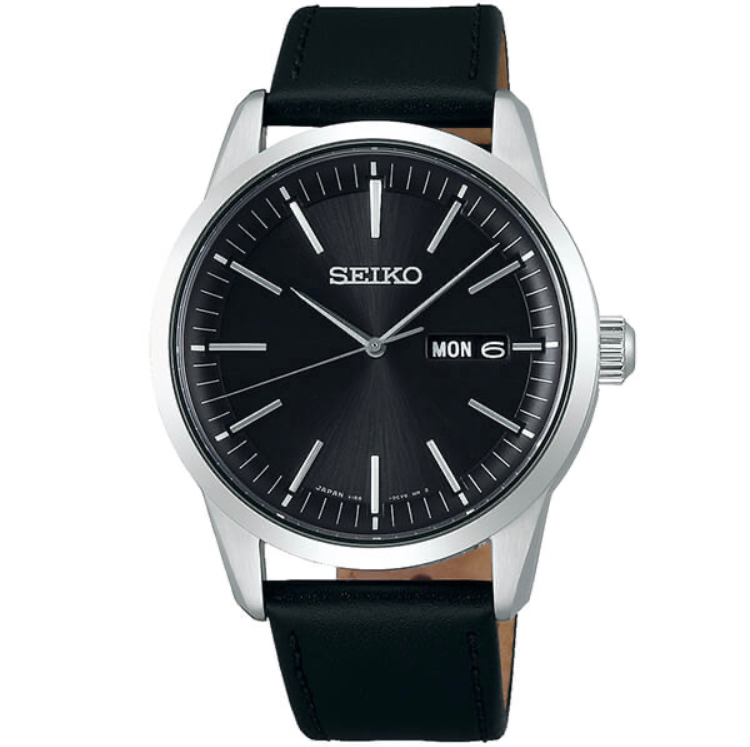 大学2年生の彼氏にSEIKOのこちらの時計をプレゼントしたいと考えているのですが、喜んで貰えるでしょうか。