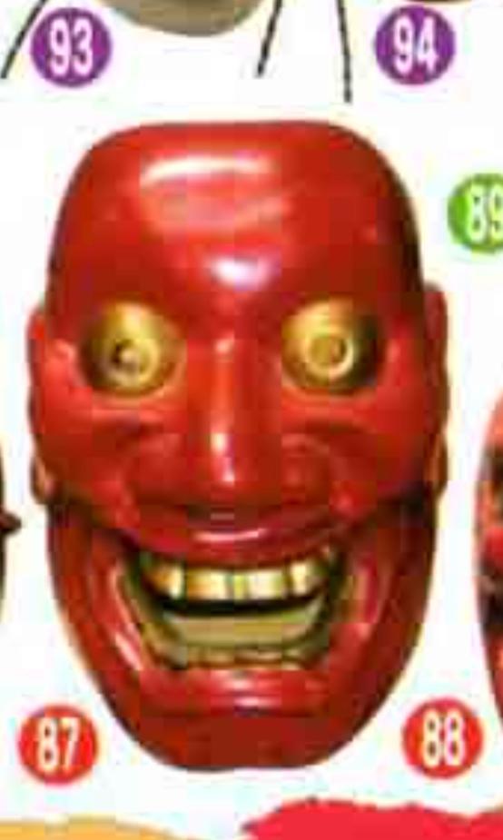 この仮面がどこの国で使われている仮面なのか知りたいのですが、わかる方いらっしゃいますか。