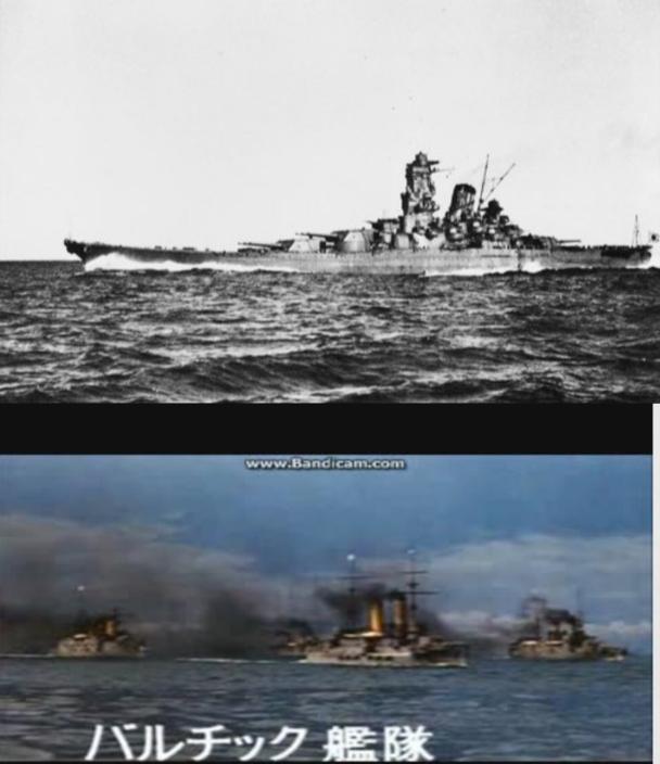 もしも日露戦争に戦艦大和がすでにあったら、大和一隻で、旅順要塞とバルチック艦隊を撃滅できますか?