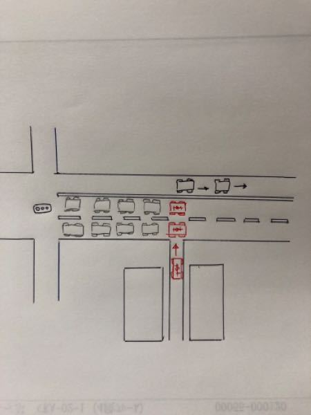 """質問失礼致します。 住宅街から大きな道に出るT字の交差点において、写真のように停車する車がある為、毎回交差点に侵入するのにかなりの時間がかかってしまいます。そこで皆様に知恵をお借りしたいのですが ・よくある道路に""""入り口""""と印字してあるもの(道路標示という名前で合っていますでしょうか?)を設置することができるのか。またその手順や方法、条件をご存知の方がいらっしゃればお願いいたします。 ・道路交通法的にこの停車はOKなのか。 ご存知の方がいらっしゃったら、是非ともご教授お願いいたします。よろしくお願いいたします。"""