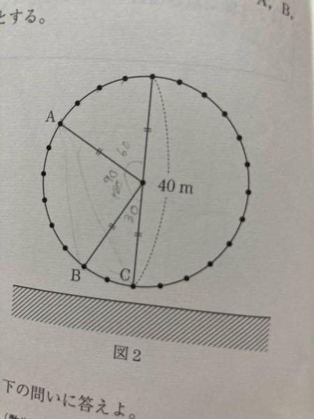 この問題の∠BACと∠ABCと∠ACBの求め方を教えてください!! 答えは∠BAC 15° ∠ABC 120° ∠ACB 45° です!