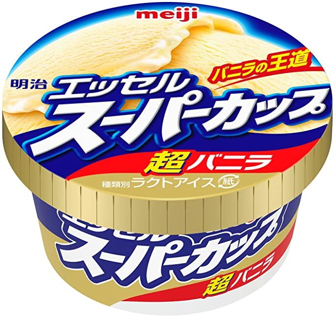 ▲「アイスクリーム」で好きな商品は!?
