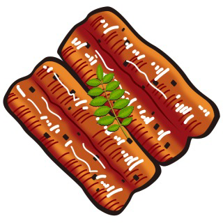 本日7月28日は丑の日です(*˙˘˙*) 皆さんうなぎは食べますか?