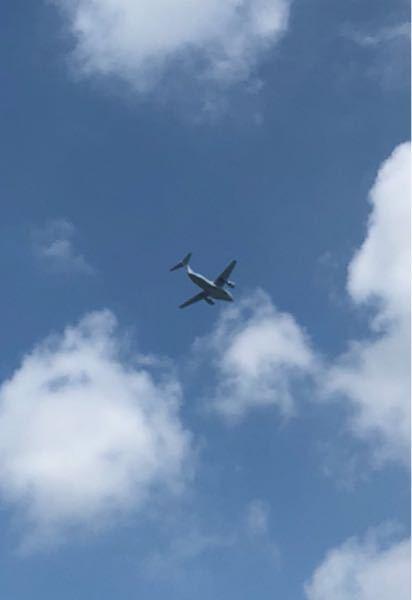 これは何という飛行機ですか? 日の丸が描かれていたので、おそらく自衛隊?のものだと思うのですが、灰色に近い色でした。 素人的に、尾翼が特徴的だなと感じました。
