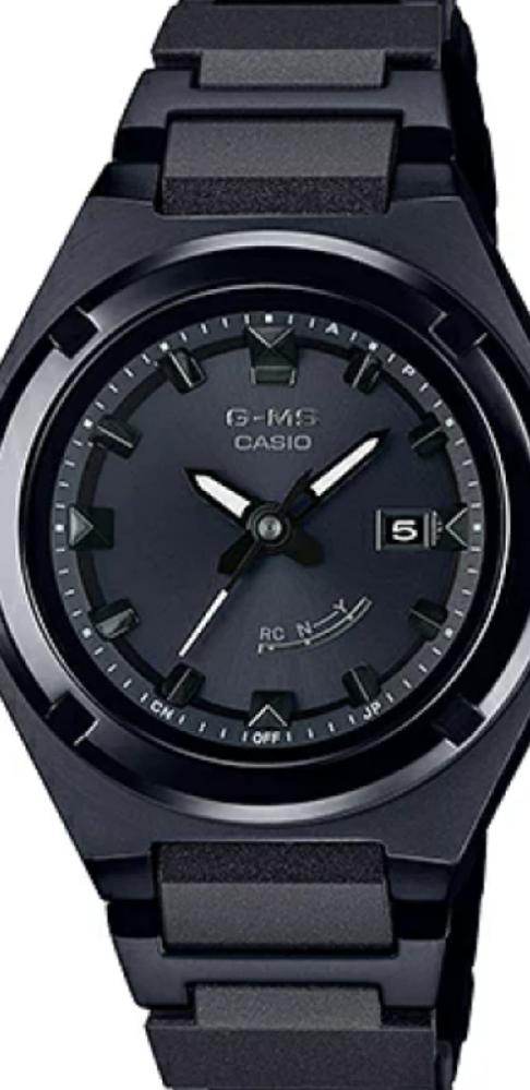 この腕時計についてなのですが真ん中の少し下にあるRC、N、Yとはどういう意味なのでしょうか。