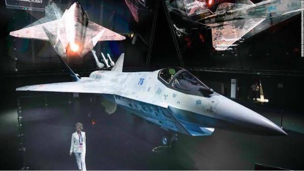 このロシアの最新戦闘機チェックメイトというのはアメリカや中国の最強戦闘機より強いんですか?