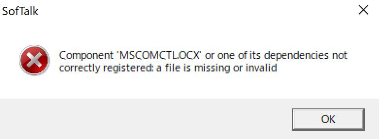 softalkをWindows10(更新済み)でダウンロードしたら画像のものが出てきました。私は、どうすればいいんですか?
