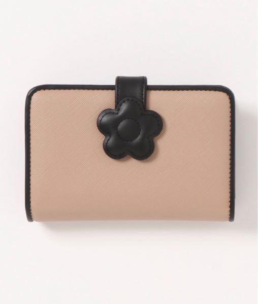 女子大学生です。マリクワの財布なんですけどダサいですか?