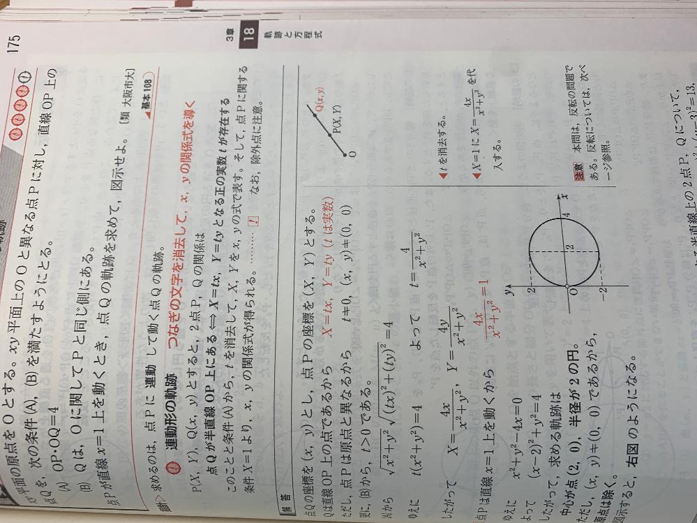 数学 青チャートからです 5行目から6行目にどうやっていったのか教えてください