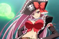 モーレツ宇宙海賊の加藤茉莉香殿やクイーンズブレイドのリリアナさま  の様な美少女海賊キャラを教えてください。