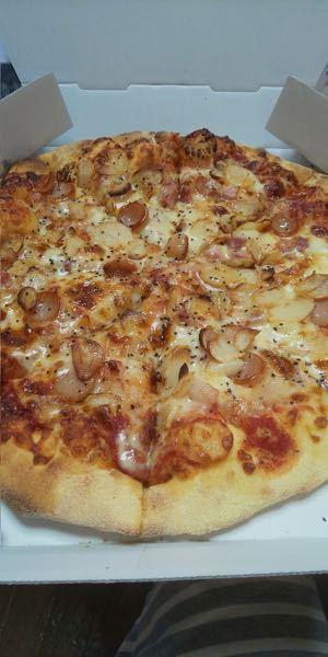 このピザどこの何か分かりますか?