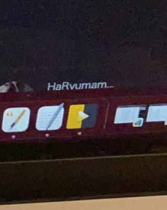 この黄色と黒のアイコンのソフトは何というものですか? OSはmacです。
