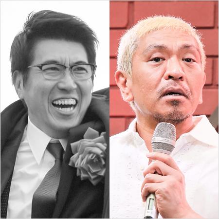 現在の石橋貴明と松本人志、お笑いとして評価できるのはどっちでしょうか。
