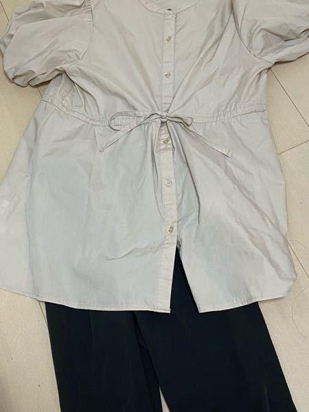 アルバイトの面接なのですが、この服装はどう思いますか? やめたほうがいいですかね?