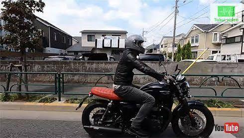 どこのヘルメットか教えてください 芸人の徳井さんです。