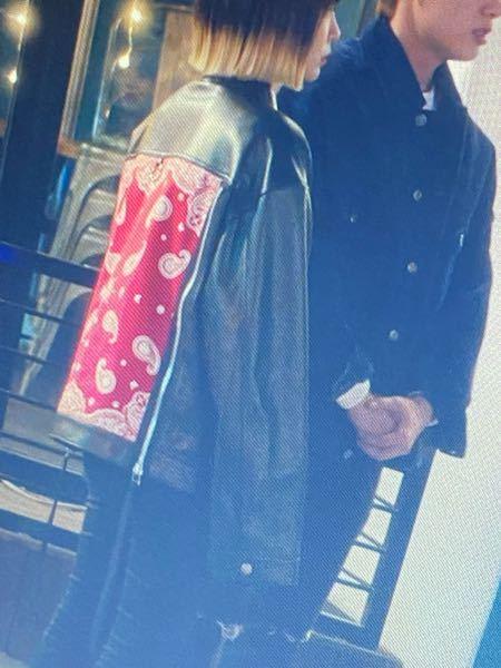 ドラマの梨泰院クラスに出ている女の子が着てた、こよジャケット、どこのメーカーかわかりますか?? わかるのなら教えて頂きたいです。