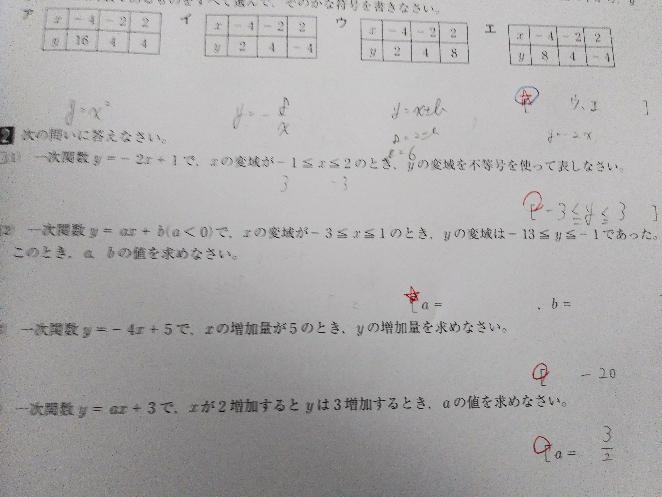 (2)の問題の解説をよろしくお願いします。