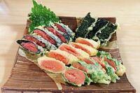 明太子の天ぷら 食べたことある?