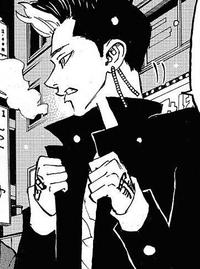 拾い画ですみません。 東京卍リベンジャーズのこの半間修二のシーンって何巻で出てきますか?