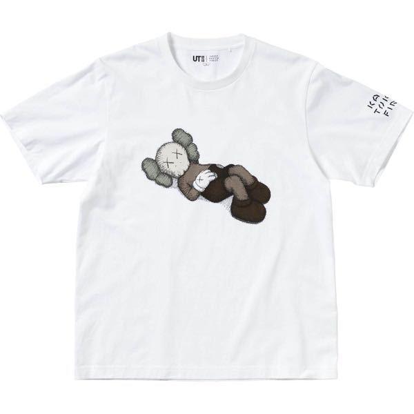 ユニクロとKAWSのコラボtシャツにsupremeの黒のビーニーを合わせるのは変ですかね??