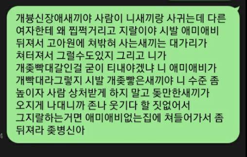 これを翻訳してくれませんか? めっちゃ暴言です……