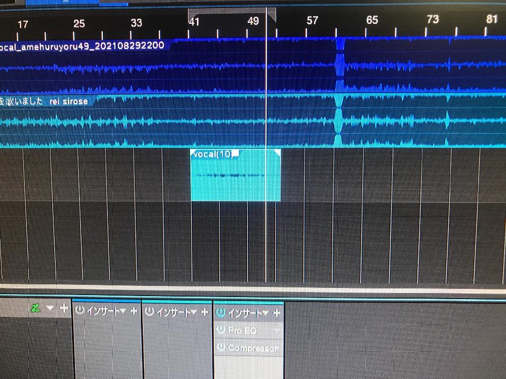 DAWで録音するときの入力レベルが小さい件。 DAW : Studio one 5 Pro オーディオインターフェース : PreSonus AudioBox iTwo デバイス...