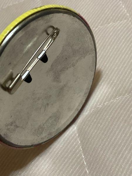 こちらの缶バッジを綺麗にする方法ご存知な方いらっしゃいますか
