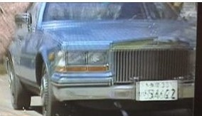 この車は何という車か分かりますか?
