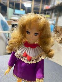 この人形は、リカちゃん人形ですか?