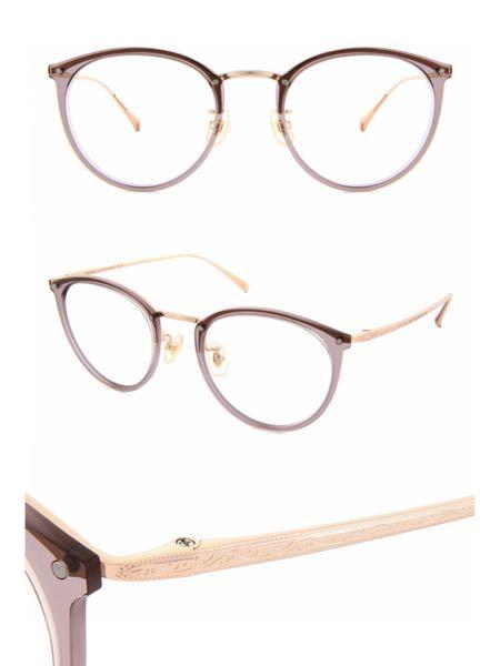 このメガネ、どう思いますか?20代女です 母になんかおばさんぽいって言われたんですけど、どうですか