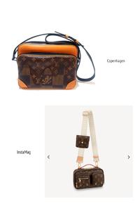 ルイヴィトンのバッグ、みなさんはどちらが良いと思いますか?できればその理由も教えてください! その他にルイヴィトンでオススメのショルダーバッグあれば教えてください^^ ちなみに、27歳女です。