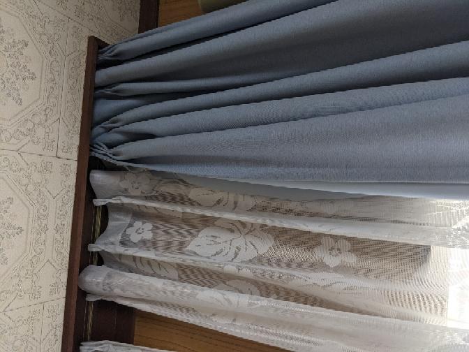 このカーテンは外して洗えますか?