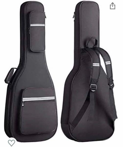 ギターケースにラバーバンドを付けたいのですが、どう付けるのがよいでしょうか? ケースはこれです。