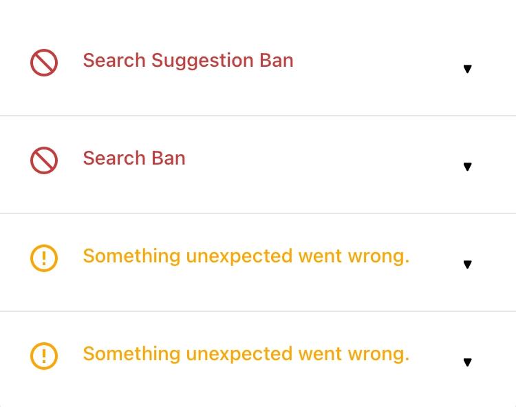 Twitterのシャドウバンで下2つがリプライを送っているはずなのに黄色なのはなんででしょう、、、最近リプを送ったはずなのに。 わかる方いますかね。