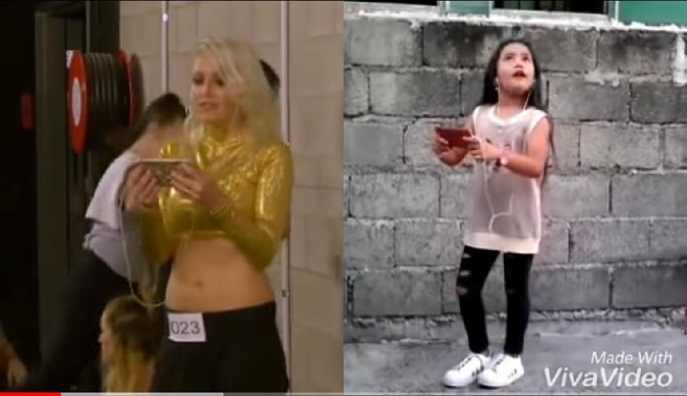 この動画の左側の元動画何かわかりますか? アメリカのcgアニメのsingのカバーダンスみたいなものだったと思うんですけど。 https://youtu.be/OEwpSThwESU