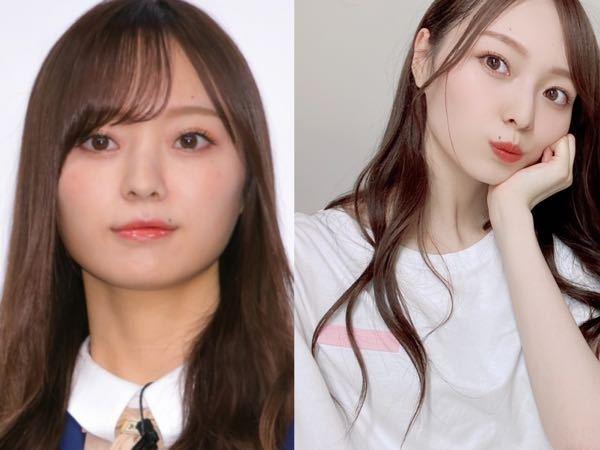 梅澤美波ちゃん 前髪あり(前)となし(今)どっちが好きで、どっちが似合っていると思いますか?