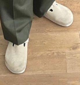 こちらの靴を探しています。ビルケンシュトックのボストンとだけ分かるのでが公式サイトで見ても色々あり分かりません。教えて下さい。