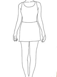 骨格わかる方教えて頂きたいです! 自己診断では骨格ストレートだと思っています。