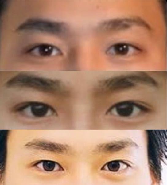 野村周平の眉毛の種類は 何眉ですか??