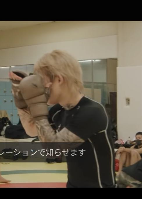 平本蓮選手がMMAのスパーリングなどで使っている茶色のグローブどこのやつかわかる方いませんか?