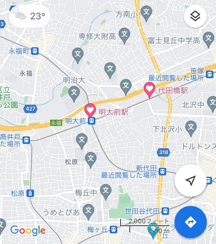 東京にお住まいの方に質問です。 春から住む街を探しています。 写真の地図中で1番ノスタルジーというか、落ち着いていて情緒のある、昔懐かしい感じのする駅(街)を挙げるとするならどこですか? 地図外でも、23区内で他に当てはまりそうな駅などがあれば教えて欲しいです。