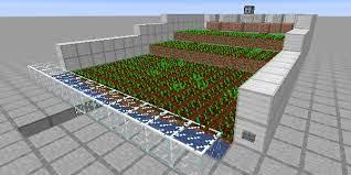 マイクラの小麦自動装置ありますが2つ作りましたが少ししか収穫できません。 手間がかかりますが広い畑を作って手動で幸運3の装備で収穫した方が量は取れますか? 結構収穫は労力的にしんどいのですが自動装置を沢山作るのがいいでしょうか?