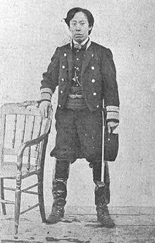 日本史のおはなし。桑名藩主だった松平定敬(写真)は、なぜ西南戦争に参加したのですか?教えてください。お願いします。