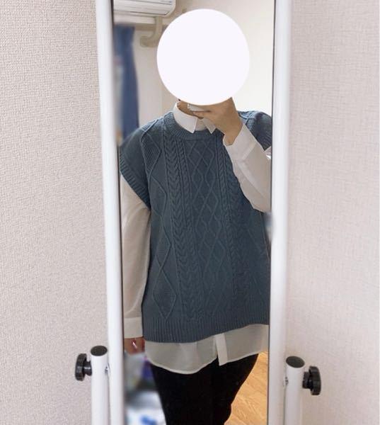 【大至急です‼️】バイト面接の服装について(写真あり) 大学1年の女です。 今日の14時から飲食店のバイト面接があります。 服装について何も言われなかったのですが、このような格好で面接に行っても大丈夫でしょうか? 回答お願いします!!!