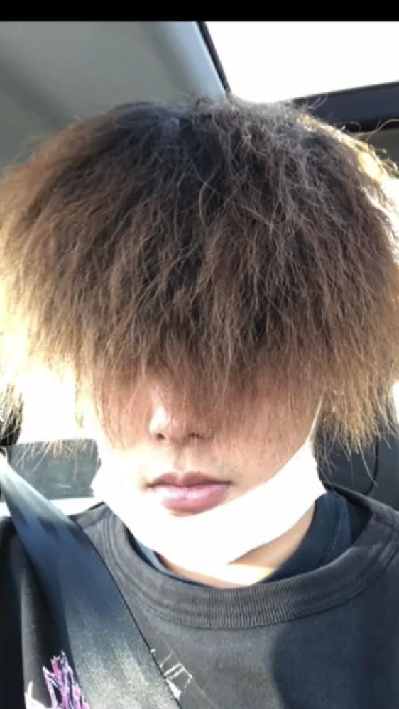 この髪は何のパーマでしょうか? 教えてください。