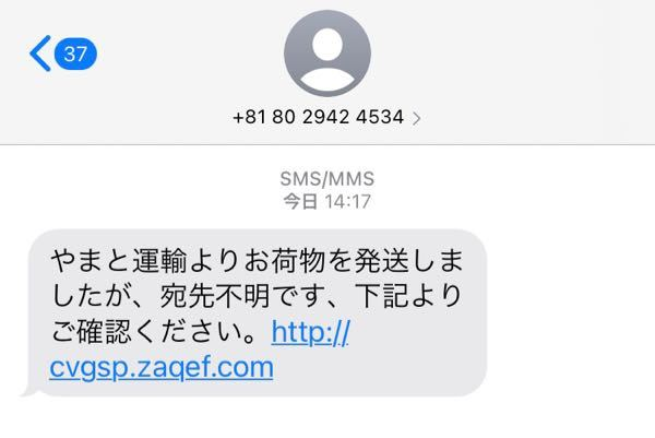 このようなメールは詐欺か何かでしょうか? 何も頼んでいません 対処法はありますか?
