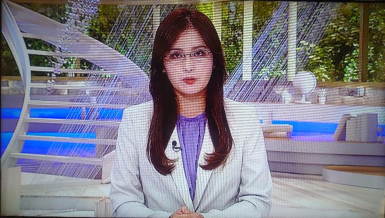 メガネ姿の池谷実悠・テレビ東京アナを採点して下さい。