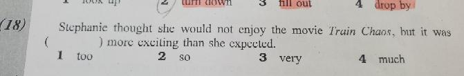 英検準2級のこの問題が調べてもどうしても分からなくて… 解説付きで誰か教えてくれませんか?