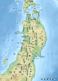 東北地方を二つに分けるとしたら、南北ではなく、東西ではないですか?  よく北東北と南東北に分けていますが、実態に合わないからうまくいかないのではないでしょうか? 東北地方は、中央を奥羽山脈という長大な脊梁山脈が縦貫し、この地形が東西の交流を阻害していますよね。  だから、東北地方は東西に分ける方が良くないでしょうか?  よって、  ①(新潟県中越下越地方)+福島県会津地方+山形県+秋田県+青...