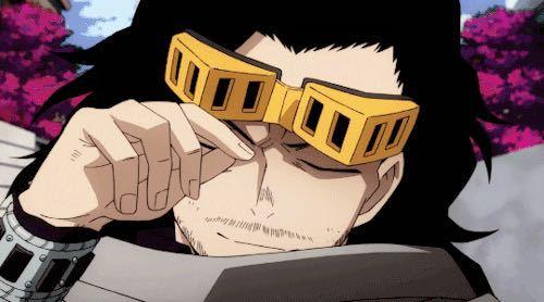 ヒロアカについての質問です。 画像の相澤先生ってアニメの何話のものですか?